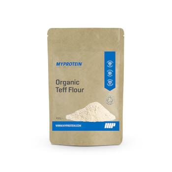 La Harina de Teff Orgánica es una excelente fuente de proteínas.