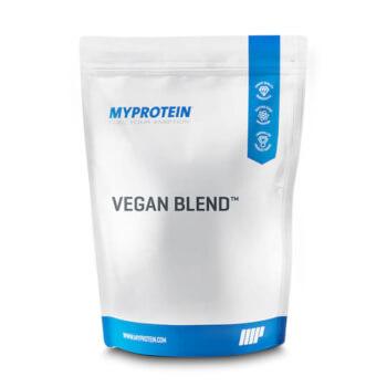 La Vegan Blend de Myprotein combina diferentes fuentes de proteínas veganas.