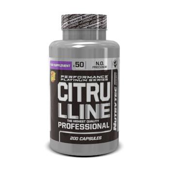 Citrulline Professional ayudará a retrasar la fatiga y el cansancio en el entrenamiento.