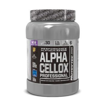Con Alpha Cellox Professional tendrás entrenamientos más intensos.
