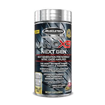 NaNOX9 Next Gen está indicado para aumentar rápidamente tus niveles de óxido nítrico.