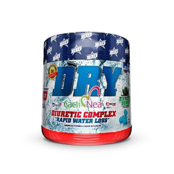 Dry Diuretic Complex favorece la eliminación de líquidos.