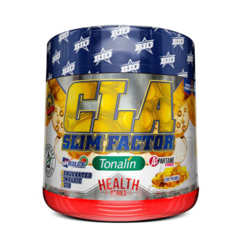 Pierde peso de forma eficaz y segura manteniendo tu musculatura con CLA Slim Factor.
