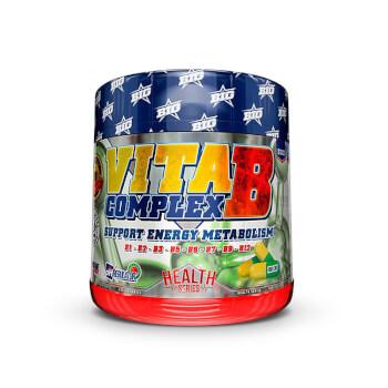 Vita B Complex, gran concentración de vitaminas del grupo B.