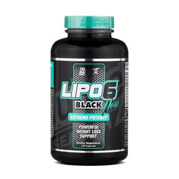 Lipo 6 Black Hers Extreme Potency favorece la pérdida de peso.