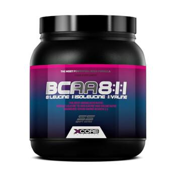 BCAA 8:1:1 SS ofrece la fórmula más anabólica para los atletas más exigentes.