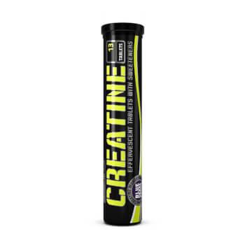 Aumenta de volumen muscular y rendimiento con Creatina Efervescente.