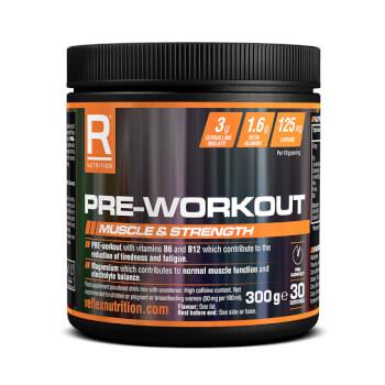 ¡Aumenta el rendimiento y retrasa la fatiga con Pre-Workout!