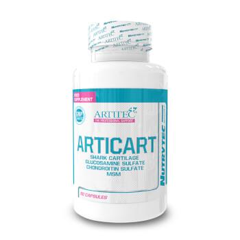 Articart protege su sistema articular. ¡Con cartílago de tiburón!