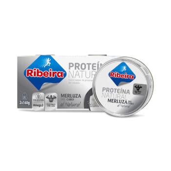 Con Merluza del Cabo al Natural podrás seguir una dieta saludable rica en proteínas.