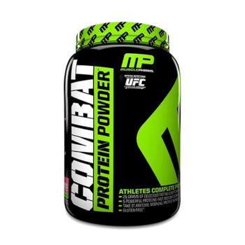 Combat Powder de Muscle Pharm te aporta 25g de proteína.