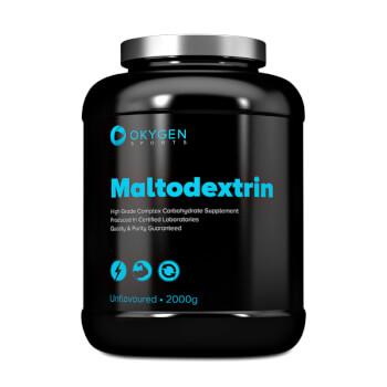 Maltodextrin de Okygen son carbohidratos complejos de rápida absorción.