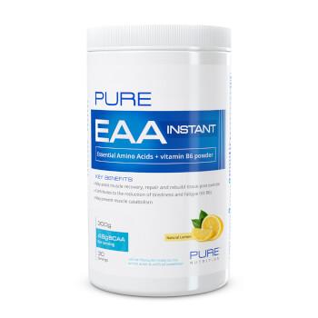 Pure EAA Instant ¡Aminoácidos de alta calidad enriquecidos con vitamina B6!