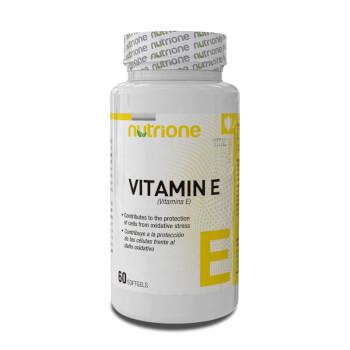 La Vitamina E de Nutrione es un potente antioxidante.