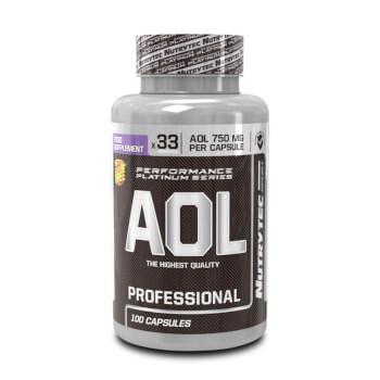 AOL Professional contribuye a la formación de Óxido nítrico.