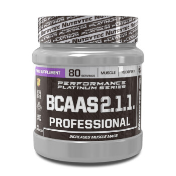 BCAAS 2.1.1 Professional protege la masa muscular y favorece su recuperación.