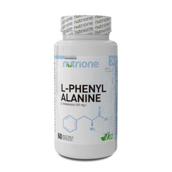 L-Fenilalanina de Nutrione, analgésico y antidepresivo natural.