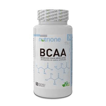 BCAA acelera la recuperación y síntesis proteica.