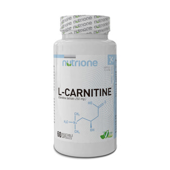 L-Carnitina 250mg favorece la movilización de grasas.