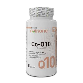 La Coenzima Q10 de Nutrione es un potente antioxidante.