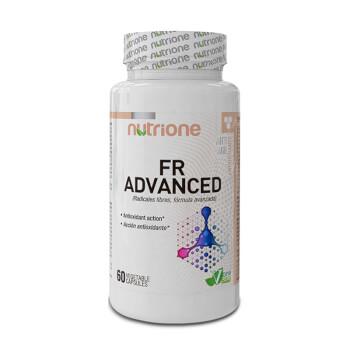 Fr Advanced fórmula con potentes antioxidantes.