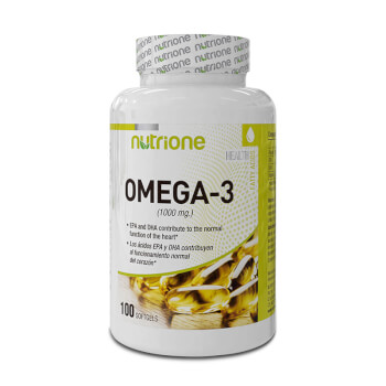 Omega 3 1000mg es un cardioprotector natural.