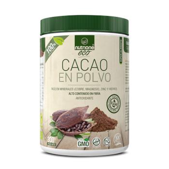 CACAO EN POLVO - NUTRIONE ECO - ¡Sin gluten ni lactosa!