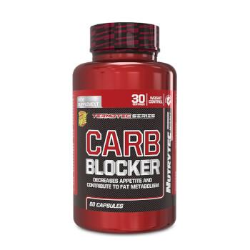 Carb Blocker impide parte de la absorción de grasas y carbohidratos.