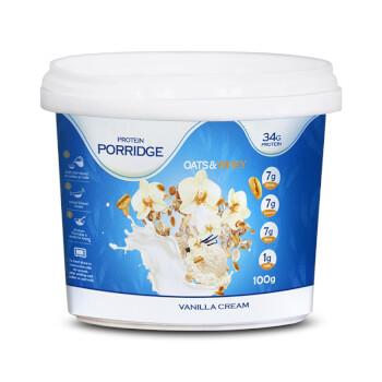 Protein Porridge Vanilla Cream alimenta tu activo estilo de vida.