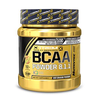 BCAA Powder 8:1:1 está formulada con una cantidad adecuada de aminoácidos ramificados.