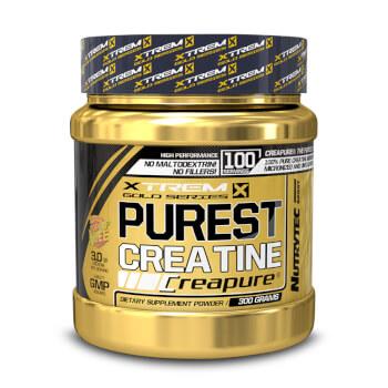 Creatina Pura Creapure (Xtrem Gold Series) de Nutrytec favorece la recuperación.