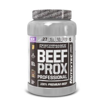 Beef Prox Professional de Nutrytec no contiene lactosa.