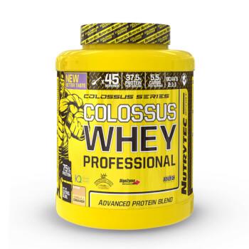 Colossus Whey Professional favorece la recuperación y el crecimiento muscular.
