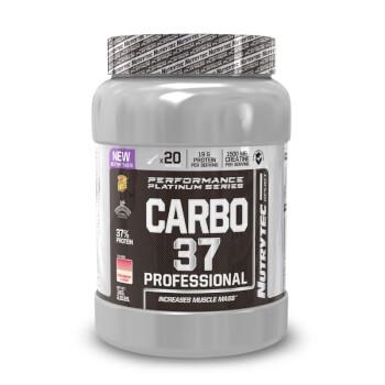 Carbo 37 Professional favorece la recuperación muscular.
