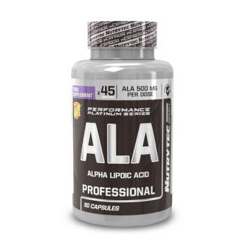 El Ácido Alfa Lipoico Professional combate el estrés oxidativo.