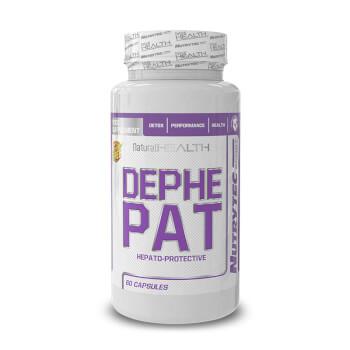 Dephepat tiene acción hepatoprotectora.