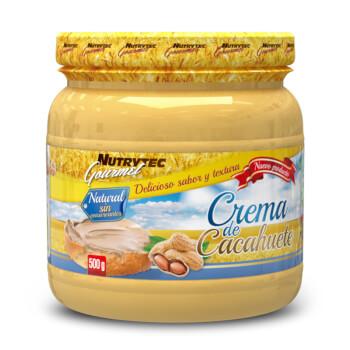 La Crema de Cacahuete es perfecta para untar.