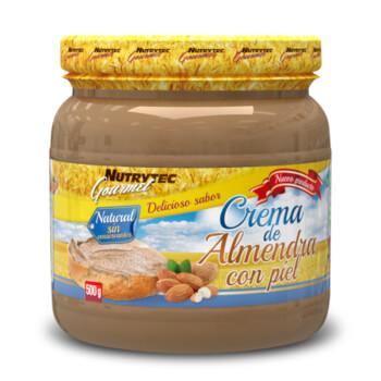 La Crema de Almendra es perfecta para untar.
