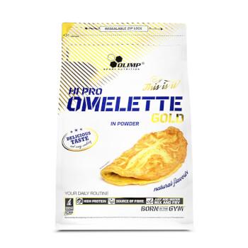 Hi Pro Omelette Gold es fuente de fibra.