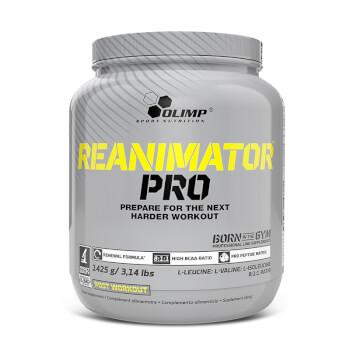 Reanimator Pro de Olimp favorece la recuperación muscular.