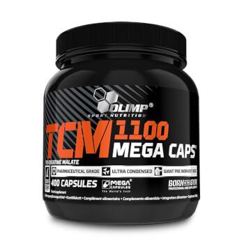 TCM 1100 Mega Caps de Olimp contribuye a aumentar el rendimiento.