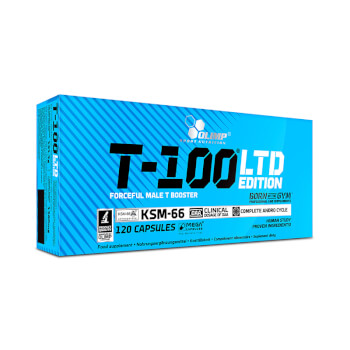 T-100 LTD Edition es un potente prohormonal.