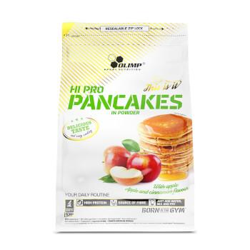 Hi Pro Pancakes es fuente de fibra.