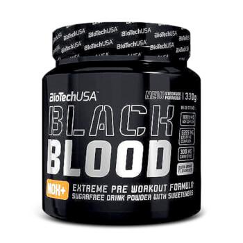Black Blood NOX está pensado para aumentar la fuerza y el rendimiento.