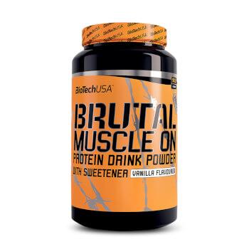 Brutal Muscle On está pensado para un óptimo crecimiento y mantenimiento muscular.