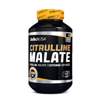 Con Citrulina Malato aumenta la resistencia y el rendimiento.