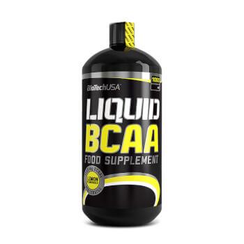 Aumenta tu ingesta de áminoácidos con los BCAA Líquido.