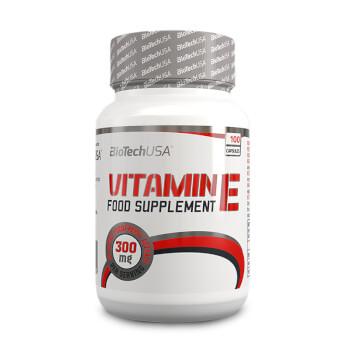 La Vitamina E combate el estrés oxidativo frente a los radicales libres.