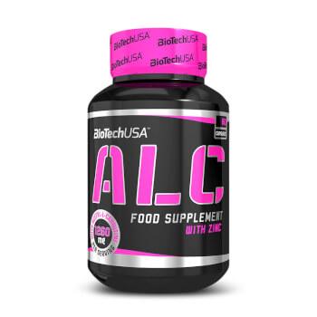 ALC de Biotech USA es la forma acetilada de L-carnitina.