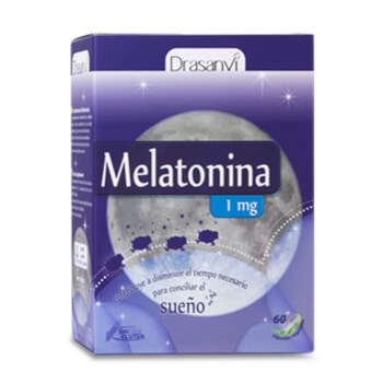 MELATONINA 1mg - DRASANVI - Descansa eficazmente